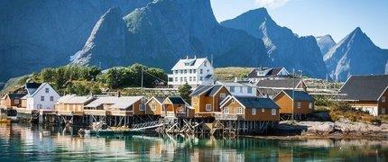 2020 m. liepos 11-19 d. Norvegija - fiordų ir kalnų kraštas!