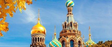 ATŠAUKTA - 2020 m. spalio 7-11 d. Auksinis ruduo Sankt Peterburge