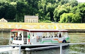 """2021 m. liepos 25 d. Teatralizuota ekskursija laivu """"Atgal į praeitį"""""""