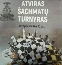 Atviras šachmatų turnyras