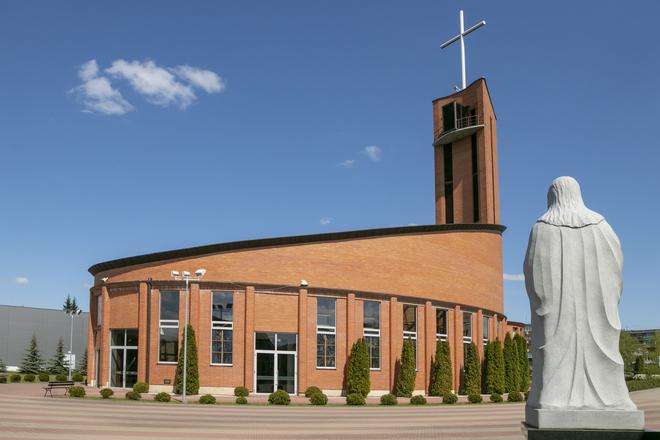 Église de la providence de Dieu