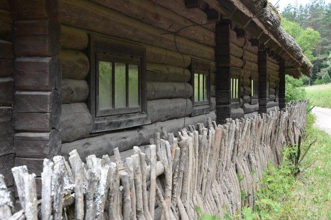 Village ethnographique de Vaišnoriškė