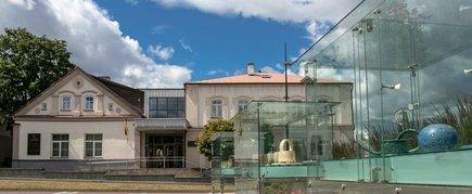 Стеклянная галерея на Утянской площади