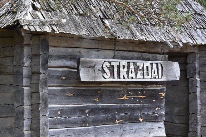 Village ethnographique de Strazdai