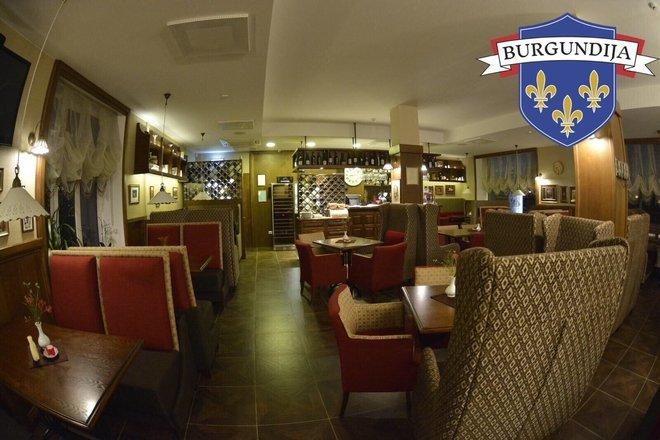 "Vyninė-restoranas ""Burgundija"""