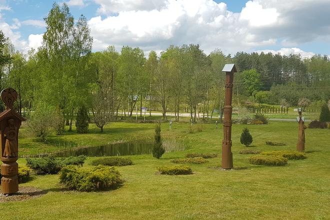Kuktiškių skulptūrų parkas