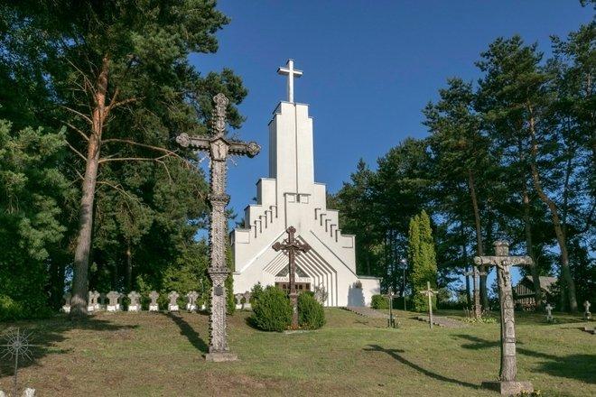 Reine Marie, la chapelle des Martyrs