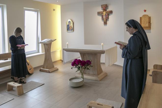Utenos Dievo Apvaizdos seserų vienuolynas
