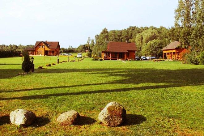 Propriété du tourisme rural d'Aidas et Vidas