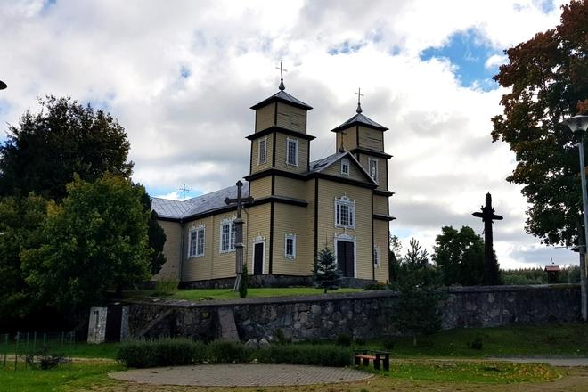 Daugailių Šv. Antano Paduviečio bažnyčia