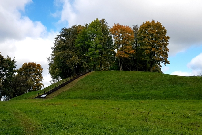 Daugailiai Mound
