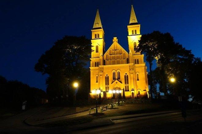 Leliūnų Šv. Juozapo bažnyčia