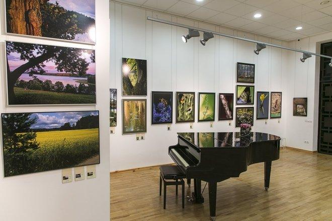 Утянский культурный центр Художественная галерея