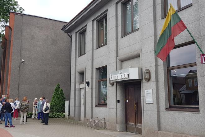 Senasis Utenos bankas