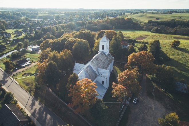 Vyžuonų Šv. Jurgio bažnyčia