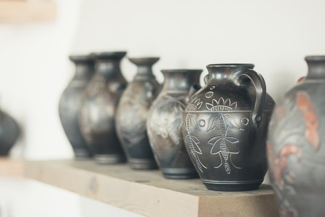 Musée de la céramique de Vytautas Valiušis