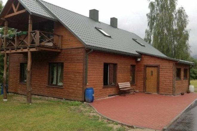 Aido Kundavičius propriété du tourisme rural