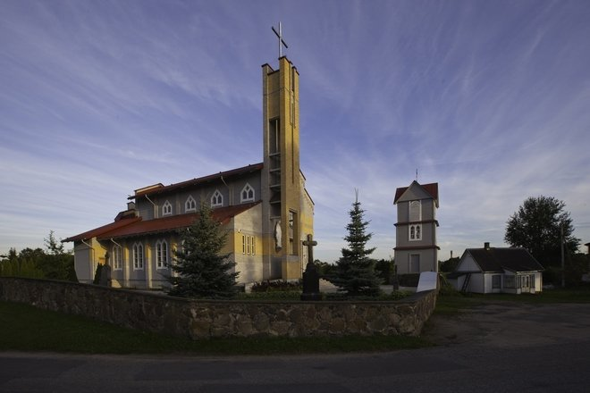 Pakalnių Švč. Trejybės bažnyčia