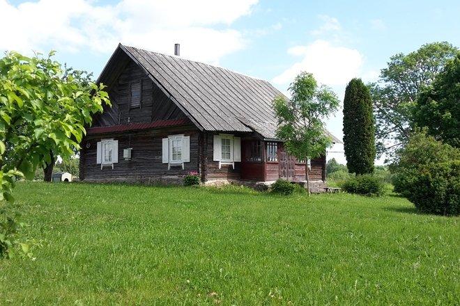 Village ethnographique Šiaudiniškis