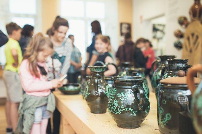 Галерея музея керамики Витаутаса Валиушиса