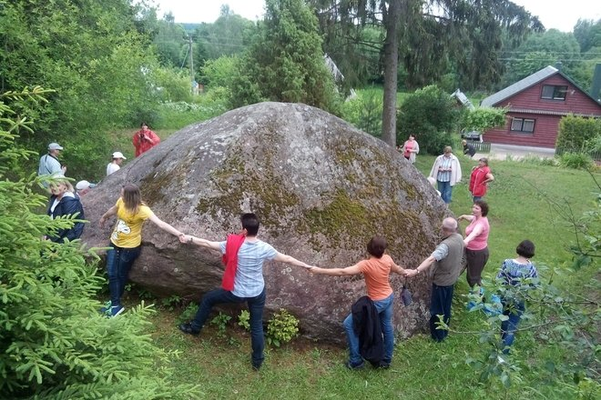 Vosgėliai akmens